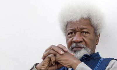 Soyinka tags 2019 polls most depressing, says his generation has failed Nigerians