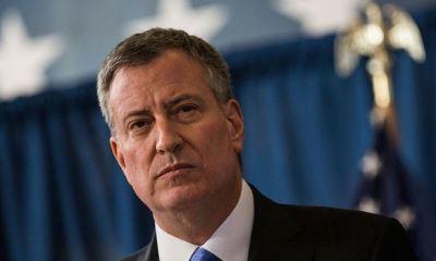 New York mayor de Blasio announces president bid for 2020