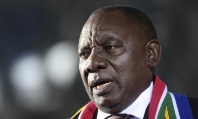 SOUTH AFRICA: Ramaphosa faces tough verdict as South Africans go to vote