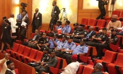 INSECURITY: Senate grills IGP Adamu behind closed doors