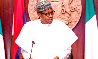 Again, Buhari says he'd soon bring killings by bandits to an end