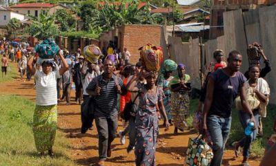 Thousands flee Congo violence into Uganda, dangerously straining refugee facilities