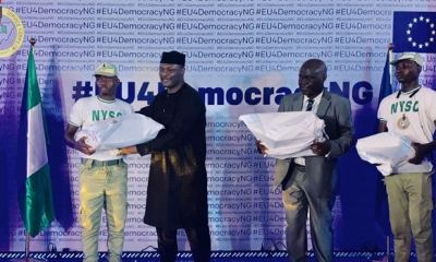 INEC to reward corps members with automatic jobs