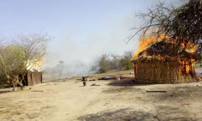 INSECURITY: Nigerian soldiers ambush Boko Haram terrorists, kill scores