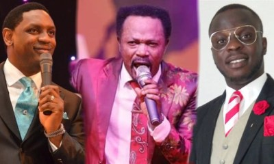 Fatoyinbo you know & 4 other 'Men of God' who 'rocked' s3x scandals in the church