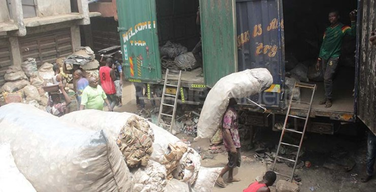 Nigeria's booming recycling industry