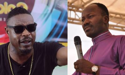 Eedris fires Apostle Suleman over comment on protest to Adeboye