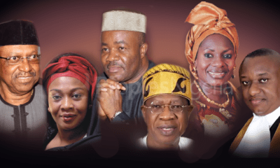 With no surprises, Buhari's '43 wise men' may qualify for a 'come-and-chop' gang