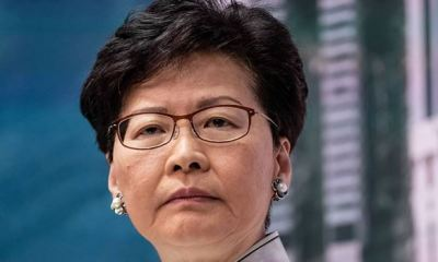 Carrie Lam condemns extreme use of violence amid Hong Kong protests