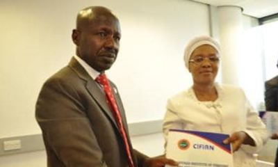 EFCC welcomes forensic experts' partnership to fight crime, tasks them on Integrity