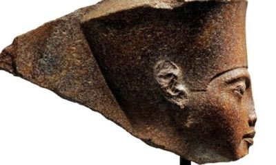 Egypt demands auction of 3,000-yr-old statue be cancelled