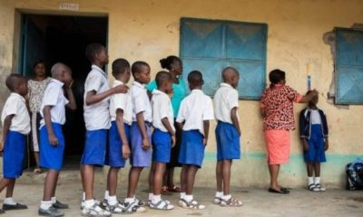 Why Nigeria must get serious about primary school education