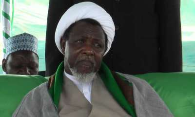 Release our leader! Shi'ites reacts to proscription order, give condition to stop protests