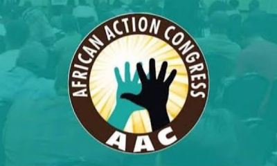 AAC raises alarm over plan by suspended member Nzenwa to hold Nat'l convention