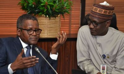 Our refinery will produce 53% petrol, Dangote
