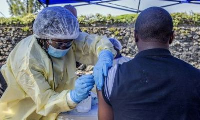 Burundi begins frantic vaccination of health workers over Ebola scare