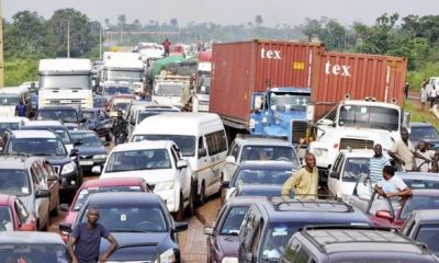Relief for travellers as construction work on Lagos-Ibadan Expressway suspended further