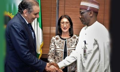Nigerian govt, Morocco meet over proposed gas pipeline