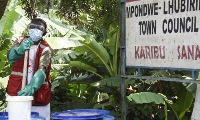Uganda confirms 3rd Ebola case in 2019