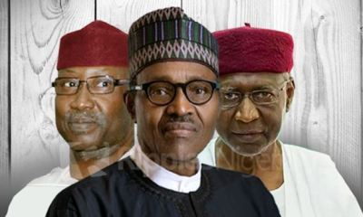 ASO VILLA WATCH: Who is afraid of Abba Kyari, Boss Mustapha?