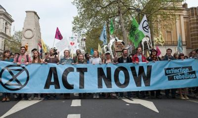 Five things every government needs to do right now to tackle the climate emergency