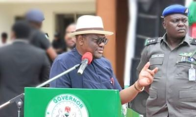 ALLEGED NEGLECT: Shame on Amaechi, others from Rivers working with Buhari's govt —Gov Wike