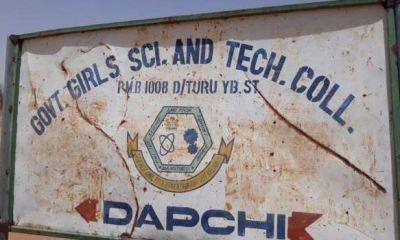 Yobe college shut over fear of Boko Haram attack
