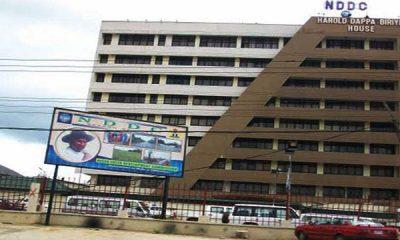 NDDC building