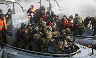CROCODILE SMILE 4: Army declares war on Niger Delta criminals