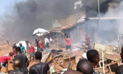 Again, tanker laden with fuel explodes in Onitsha