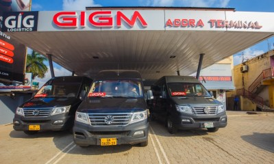 Tech meets transport: GIGM opens new path, launches operation in Ghana