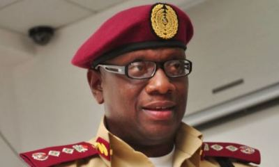 An Open Letter to the Corps Marshal, Federal Road Safety Commission