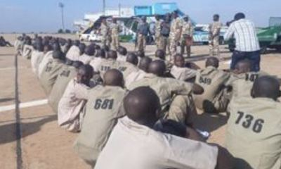 586 former Boko Haram militants set for rehabilitation - Army