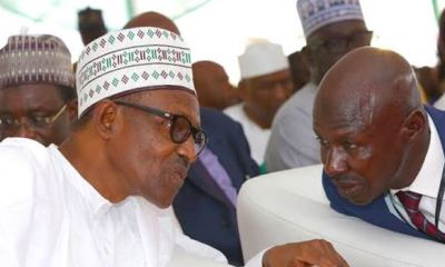 No request yet for Magu's confirmation in Senate —Lawan