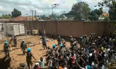 DEADLY ATTACKS IN DR CONGO: Protests against UN peacekeepers spreads