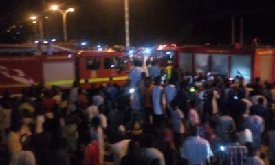 Fire razes Maiduguri GSM Market