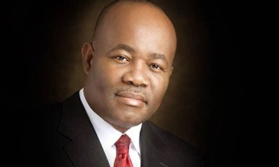 Akpabio withdraws from Akwa Ibom senatorial rerun