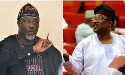 KOGI WEST POLL: Dino Melaye finally loses senatorial seat to Smart Adeyemi