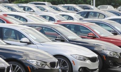 Nigerians spent N509.8bn on Tokunbo cars in 9 months