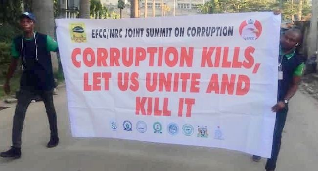 EFCC boss Magu flaunts Orji Kalu's jailing, says it's a mark of relentless determination. What's do you think?