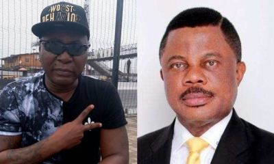 Charly Boy suggests Anambra gov Obiano is a womanizer who lobbied for his knighthood from the Pope