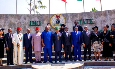 IMO: Gov Ihedioha inaugurates 9 Judges, charges them to ensure justice to all