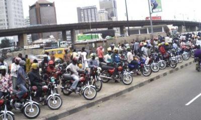 JUST IN...Lagos bans okada, keke including gokada, opay, others