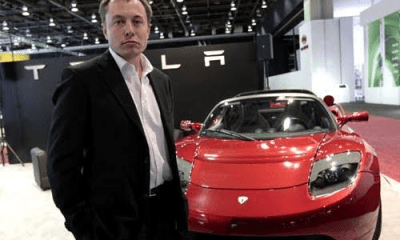 Far but close: Tesla's Elon Musk might just be the world's next miracle money wizard