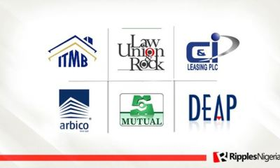 Law Union & Rock, C&I Leasing, Infinity Trust Mortgage Bank top Ripples Nigeria Stock watchlist