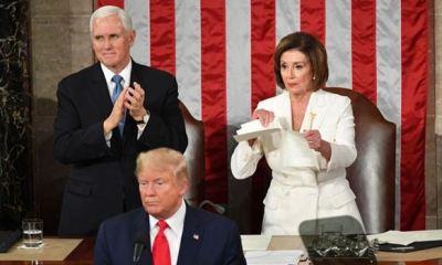 Heat now on Speaker Pelosi after Trump's failed impeachment bid