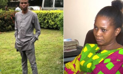 My son had no record of depression, mother of boy who plunged into lagoon says