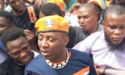 Judge fines Nigerian govt N200,000 over Sowore's trial