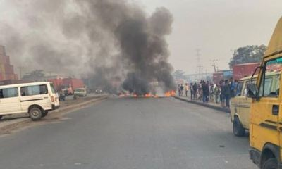 3 people feared dead as Okada, Keke riders, police clash in Lagos