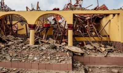 Many injured, buildings damaged, as explosion rocks Akure (photos)